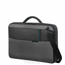 "OFFICE  CASE  QiByte   15,6""   CZARNA"