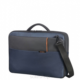 "OFFICE  CASE  QiByte   15,6""   NIEBIESKA"
