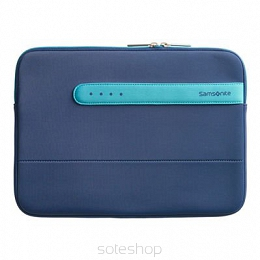 "Samsonite ETUI LAPTOP COLORSHIELD 15,6"" NIEBIESKIE"